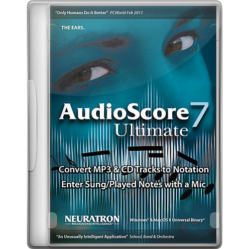 Sibelius AudioScore Ultimate 7-thumbnail