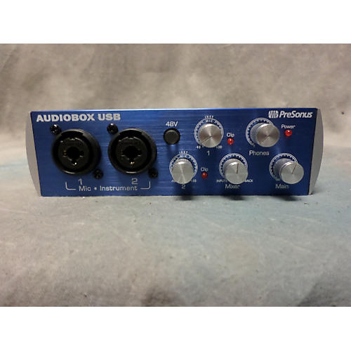 Presonus Audiobox 1818VSL Audio Interface-thumbnail