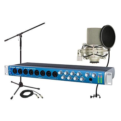 Presonus Audiobox 1818VSL MXL 990 Package-thumbnail