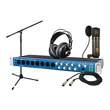 Presonus Audiobox 1818VSL MXL CAD Package