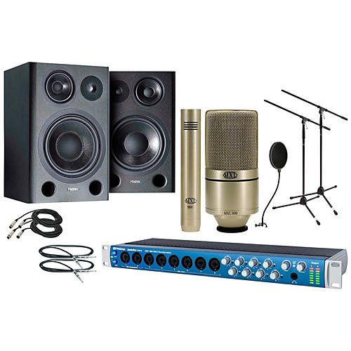 Presonus Audiobox 1818VSL MXL Package Plus