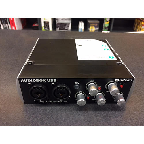 Presonus Audiobox 22VSL Audio Interface-thumbnail