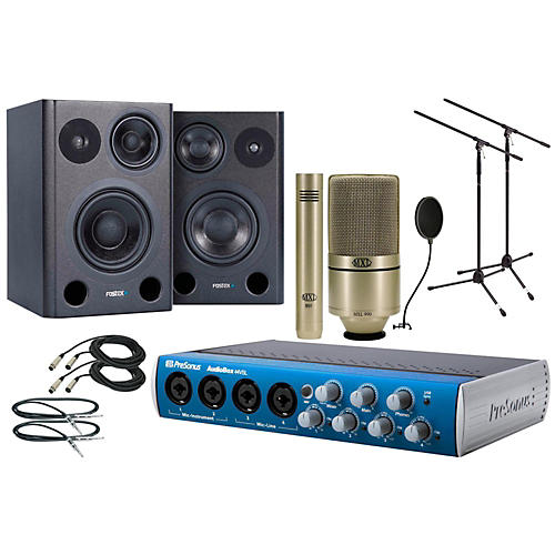 Presonus Audiobox 44VSL 990/991 Package