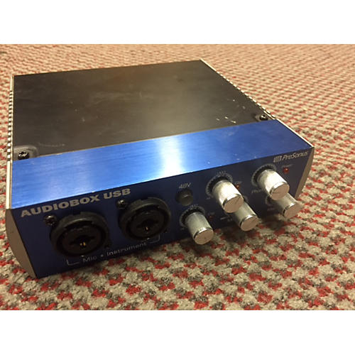 Presonus Audiobox 44VSL Audio Interface
