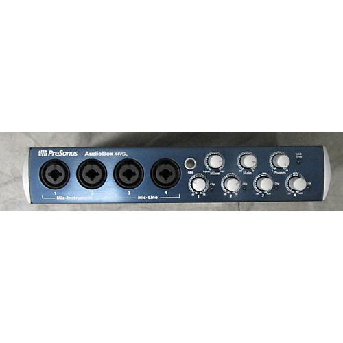 Presonus Audiobox 44vsl Audio Interface