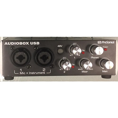PreSonus Audiobox Audio Interface-thumbnail