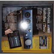 PreSonus Audiobox ITwo Audio Interface