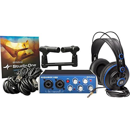 Presonus Audiobox Stereo Bundle-thumbnail