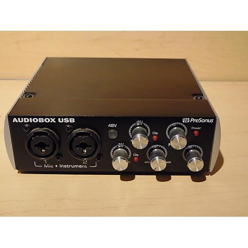 PreSonus Audiobox USB Black Audio Interface-thumbnail