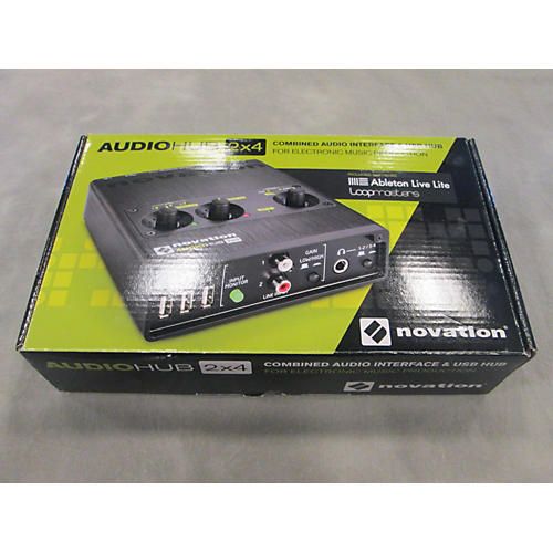 Novation Audiohub Audio Interface