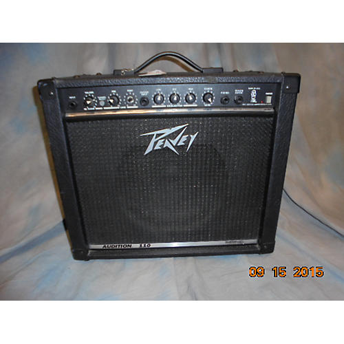 Peavey Audition 110 Black Guitar Combo Amp