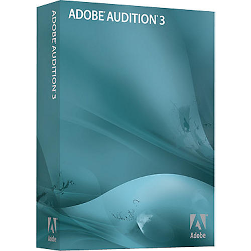 Adobe Audition 3 for Windows-thumbnail