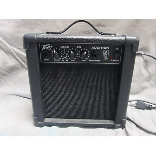 Peavey Audition Battery Powered Amp-thumbnail