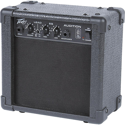 Peavey Audition Electric Guitar Practice Amplifier-thumbnail