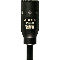 Audix Micro-D Mini Clip-on Condenser Drum Microphone