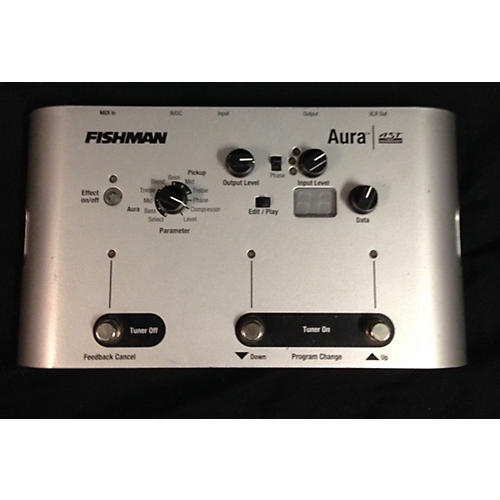 Fishman Aura AST Acoustic Imaging Guitar Preamp