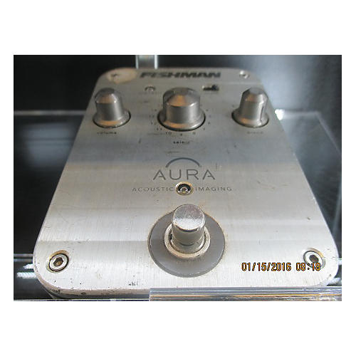 Fishman Aura Nylon Acoustic Imaging Pedal