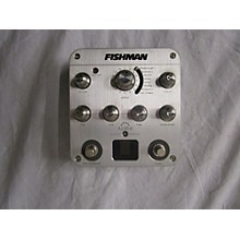 Fishman Aura Spectrum DI Imaging Guitar Preamp