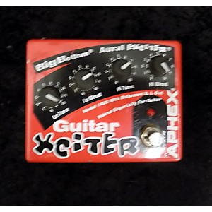 Pre-owned Aphex Aural Exciter and Big Bottom Effect Processor by Aphex