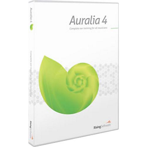 Rising Software Auralia 4 Cross Platform-thumbnail