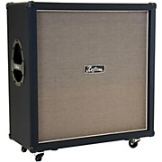 Kustom Auris 4X12 Celestion Loaded Straight Guitar Speaker Cabinet