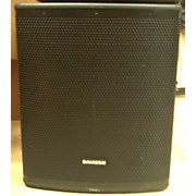 Samson Auro D 1500 Powered Subwoofer