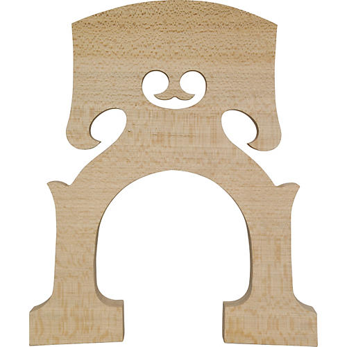 The String Centre Aurolar Hard Maple Bass Bridges