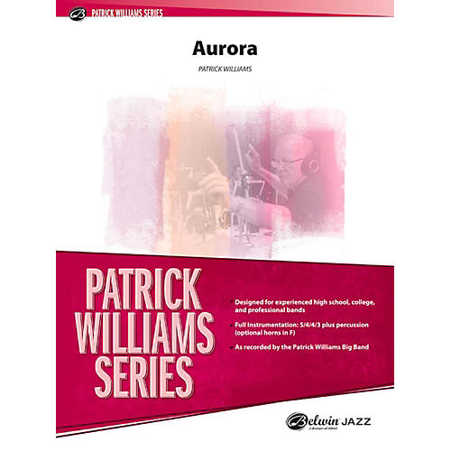 Alfred Aurora Jazz Band Grade 6-thumbnail