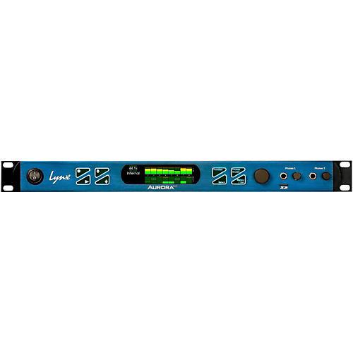 Lynx Aurora(n) 8 Dante Audio Interface