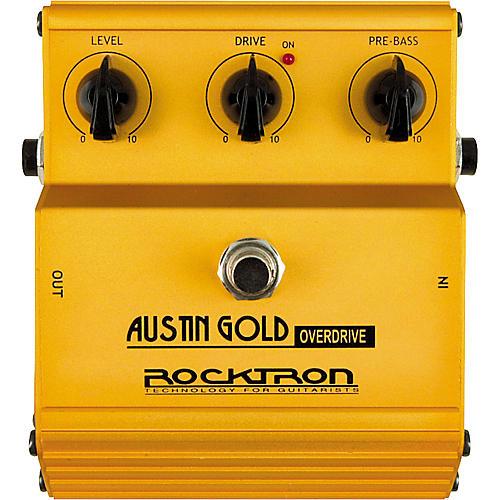 Rocktron Austin Gold Overdrive Pedal-thumbnail