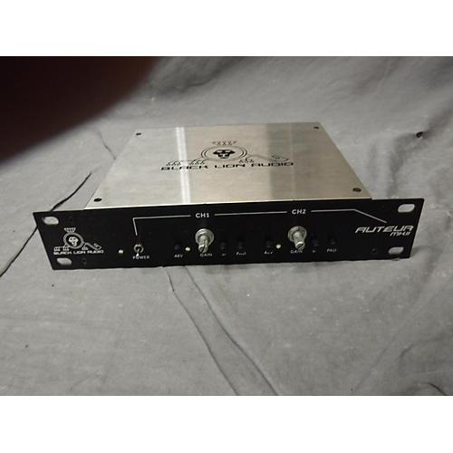 Black Lion Audio Auteur Mk2 Microphone Preamp-thumbnail