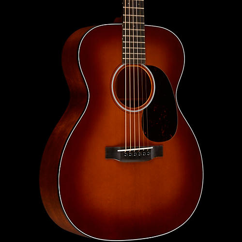 Martin Authentic Series 1933 OM-18 VTS Orchestra Model Acoustic Guitar-thumbnail