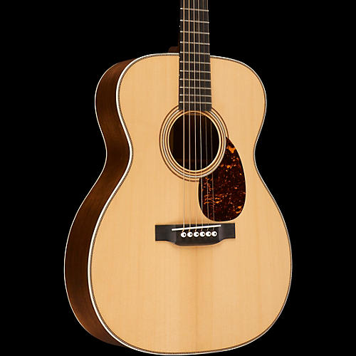 Martin Authentic VTS 1931 OM-28 Orchestra Model Acoustic Guitar Natural