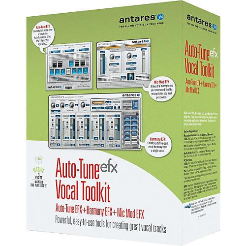 Antares Auto-Tune EFX Vocal Toolkit-thumbnail