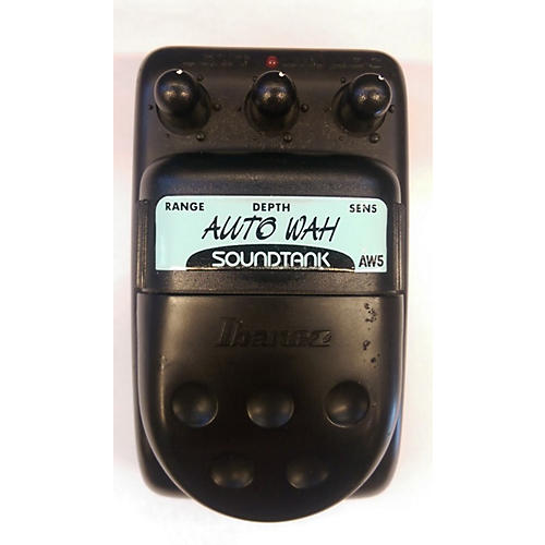 Ibanez Auto Wah Effect Pedal