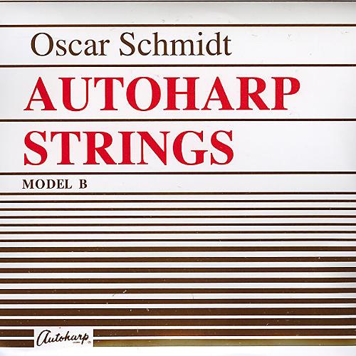 Oscar Schmidt Autoharp String Set