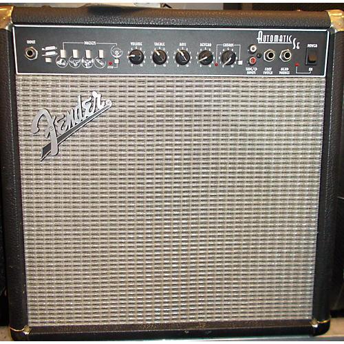Fender Automatic Se Guitar Combo Amp
