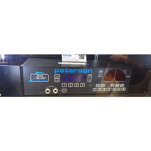 Peterson Autostrobe 490 Tuner