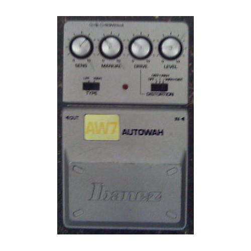Ibanez Autowah Effect Pedal