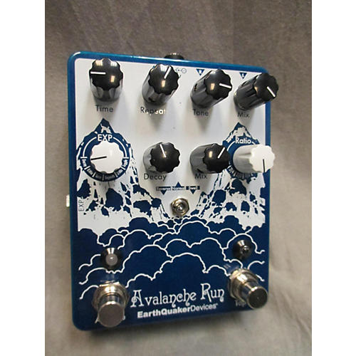 Earthquaker Devices Avalanche Run Effect Pedal-thumbnail