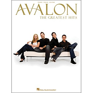 Hal Leonard Avalon - The Greatest Hits arranged for piano, vocal, and guita... by Hal Leonard