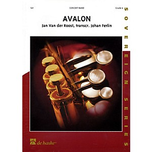 De Haske Music Avalon Sc Only Gr6 Concert Band by De Haske Music