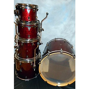 Pre-owned Orange County Drum and Percussion Avalon Series Drum Kit by Orange County Drum Percussion