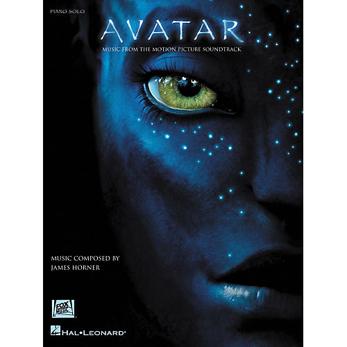 Hal Leonard Avatar - Music From The Motion Picture Soundtrack arranged for piano solo