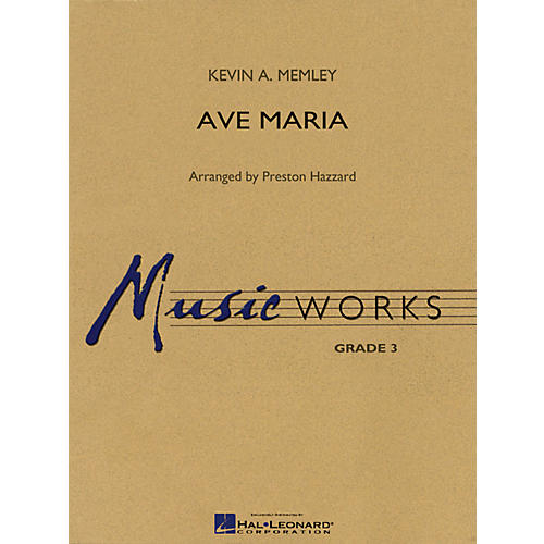 Hal Leonard Ave Maria - Music Works Series Grade 3
