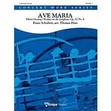 Mitropa Music Ave Maria Concert Band Level 3 Arranged by Thomas Doss