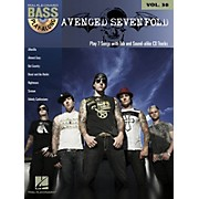 Hal Leonard Avenged Sevenfold - Bass Play-Along Volume 38 Book/CD