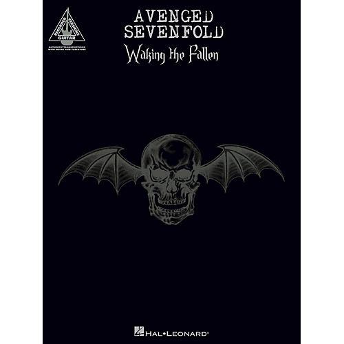 Hal Leonard Avenged Sevenfold Waking the Fallen Guitar Songbook-thumbnail