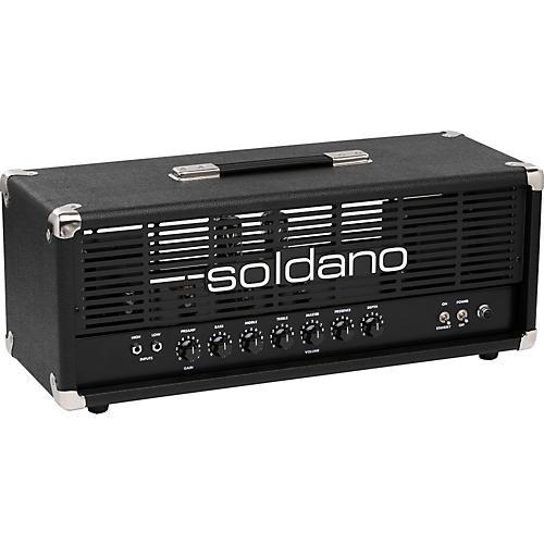 Soldano Avenger 50W Tube Guitar Amp Head