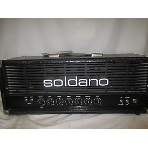 Pre-owned Soldano Avenger A100 Tube Guitar Amp Head by Soldano